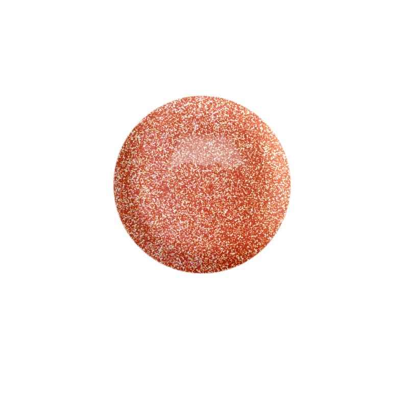 Light Up Lip Gloss swatch - Juicy Peach