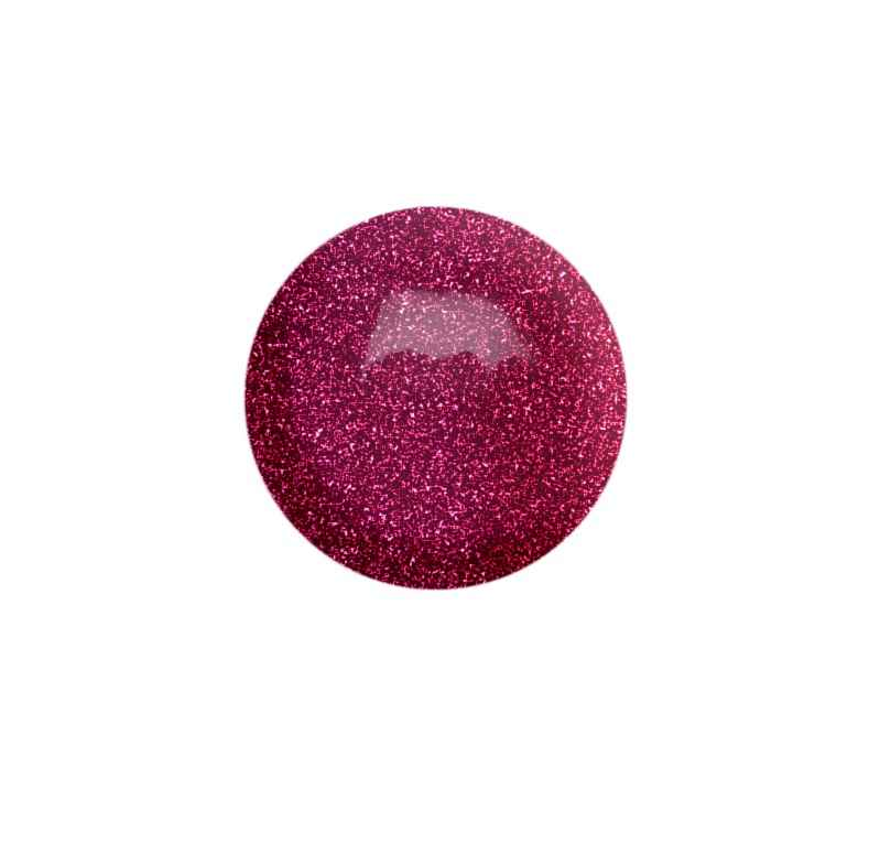 Light Up Lip Gloss swatch - Raspberry Kiss