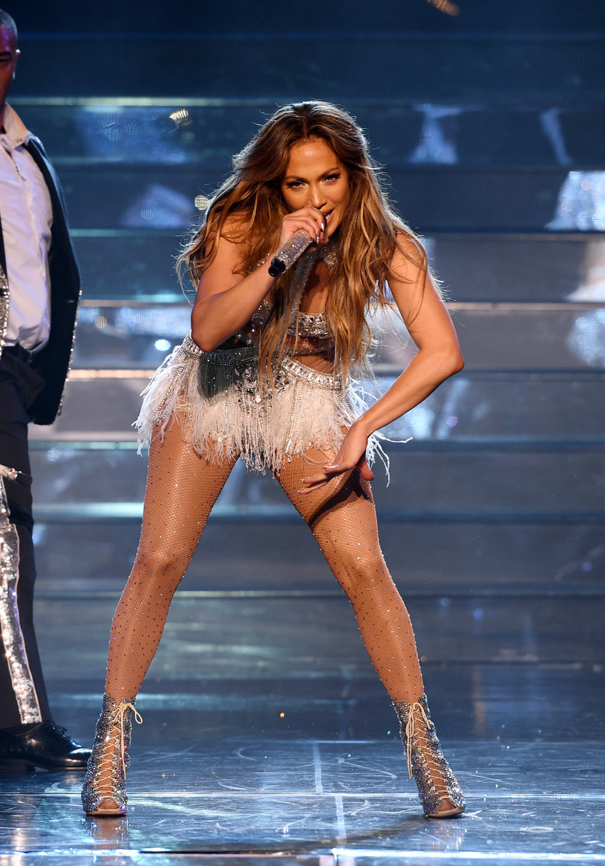 Jennifer LopezFeb 8 2017Planet Hollywood Las VegasPhotos By Denise Truscello