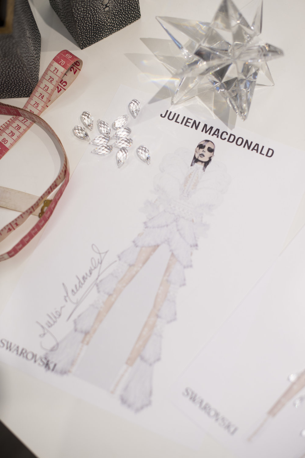 Julien Macdonald sketch using Swarovski Crystal for Jennifer Lopez's 'All I Have' Las Vegas Residency, 2017 (4).jpg