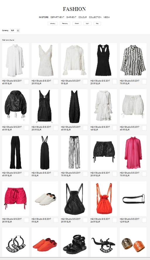 c24b24e54059 Η συλλογή συνδυάζει τις χρηστικές και streetwear φόρμες ρούχων με τις κομψές  γραμμές ...