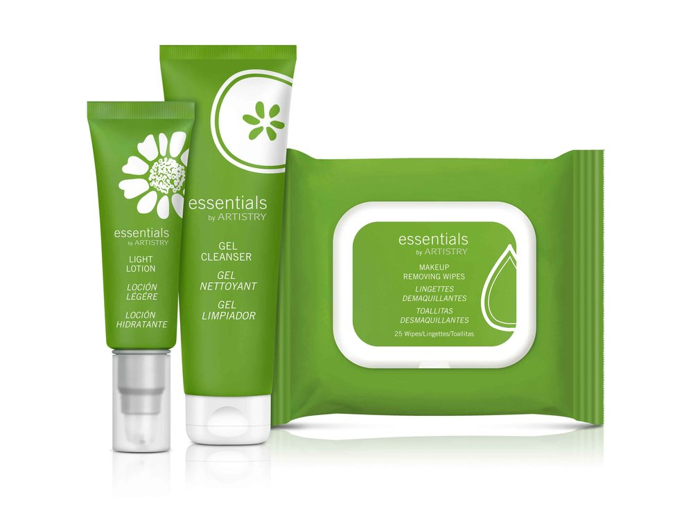 Essentials by Artistry Group Product Shot