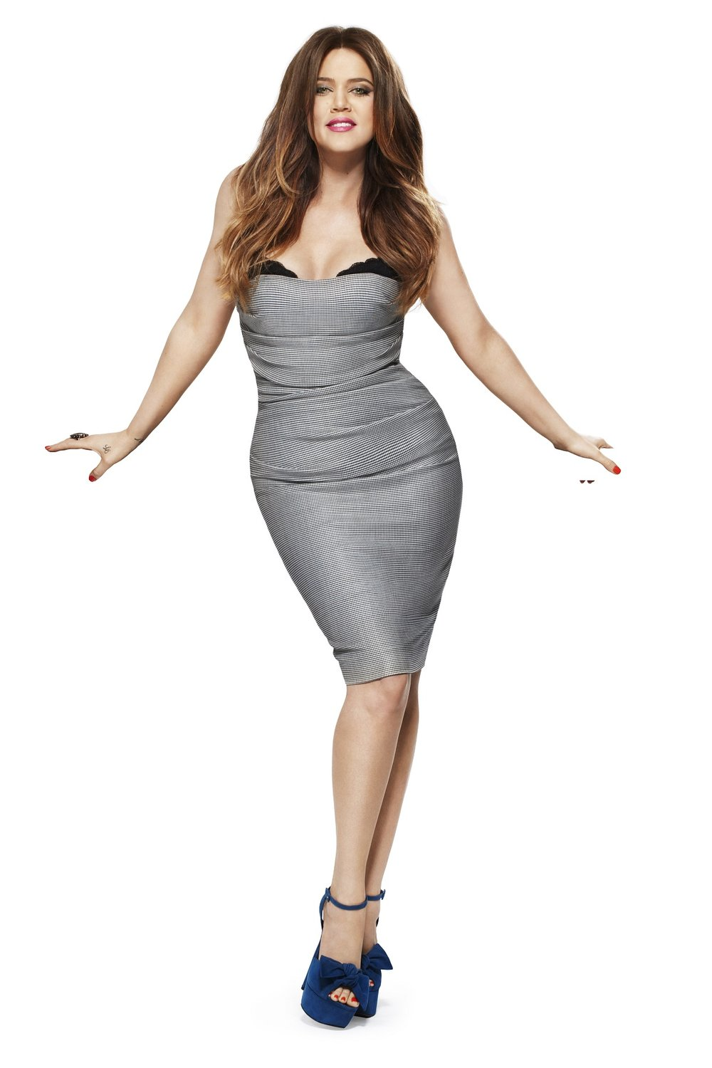 KEEPING UP WITH THE KARDASHIANS -- Season: 7 -- Pictured: Khloe Kardashian -- Photo by: Anders Overgaard/E!