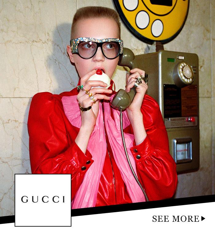 Νέα εντυπωσιακά κομμάτια Gucci είναι διαθέσιμα σε προνομιακές εκπτώσεις  μόνα για εσάς στο eshop Kalogirou. Ανακαλύψτε το δικό σας αγαπημένο κομμάτι! 46ea1792703