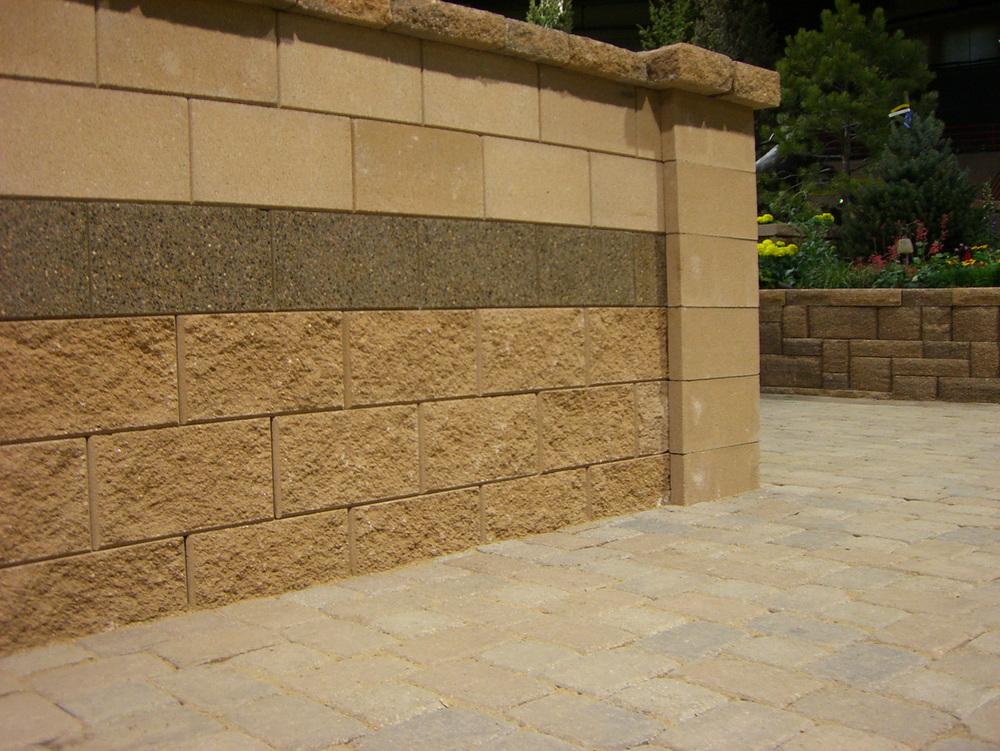 sample wall