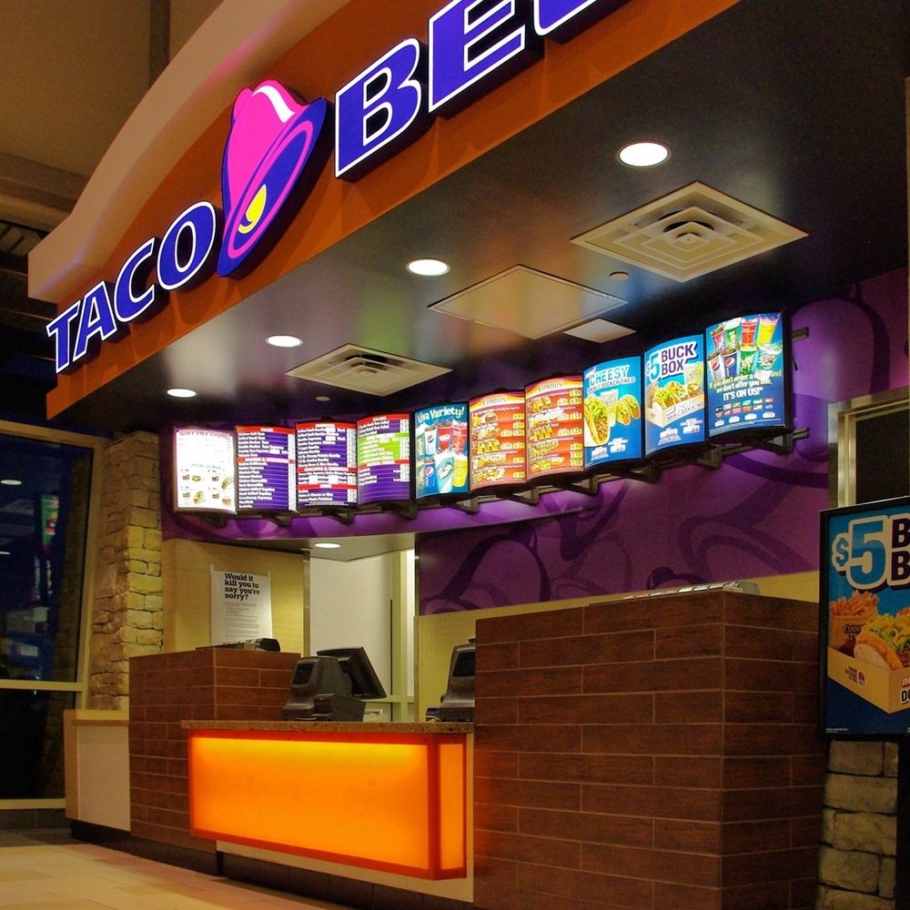 Taco Bell Yum Brands Sprat Designs