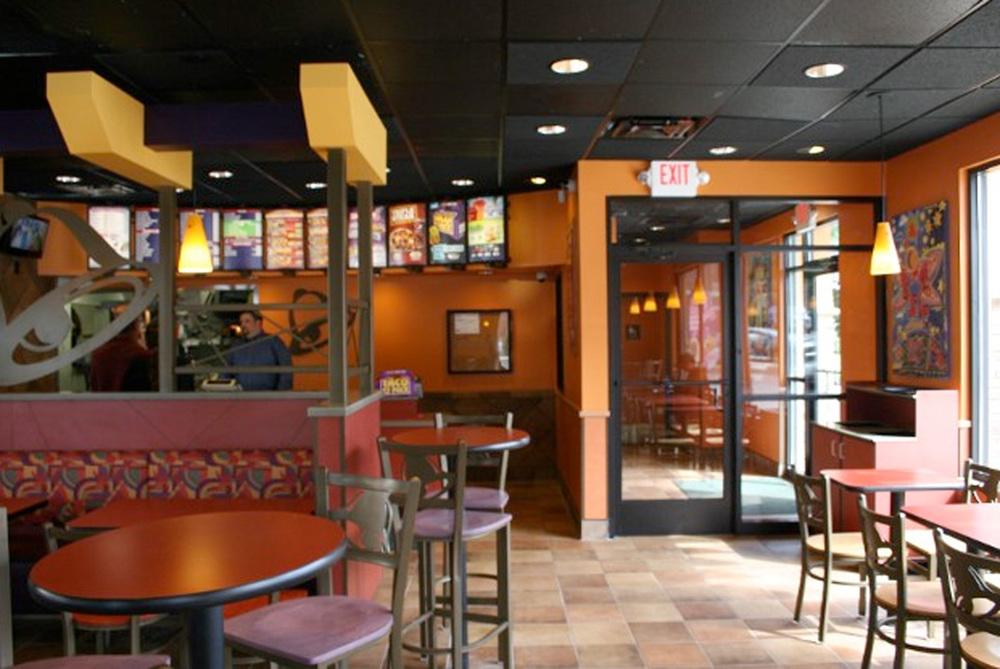 Taco Bell Kitchen taco bell (yum brands) — sprat designs