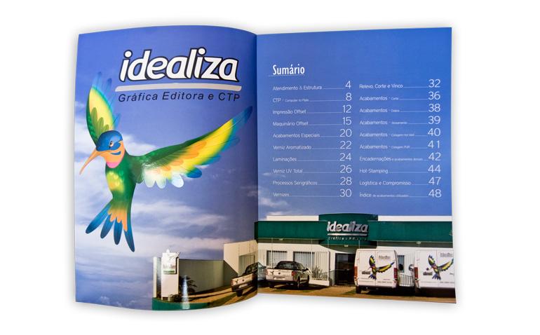 1 - Produção editorial e fotográfica - Catálogo Idealiza Gráfica Editora e CTP - at VETOR mkt 200.jpg
