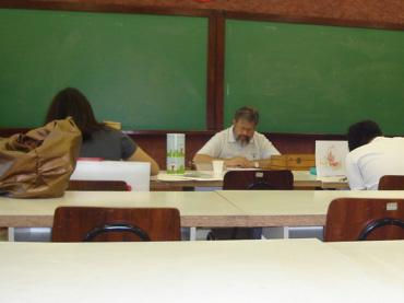 Curso de extensão: Ilustrações científicas   Promovido pela Universidade Estadual de Londrina  Ministrado por Sérgio Russo, em 2007