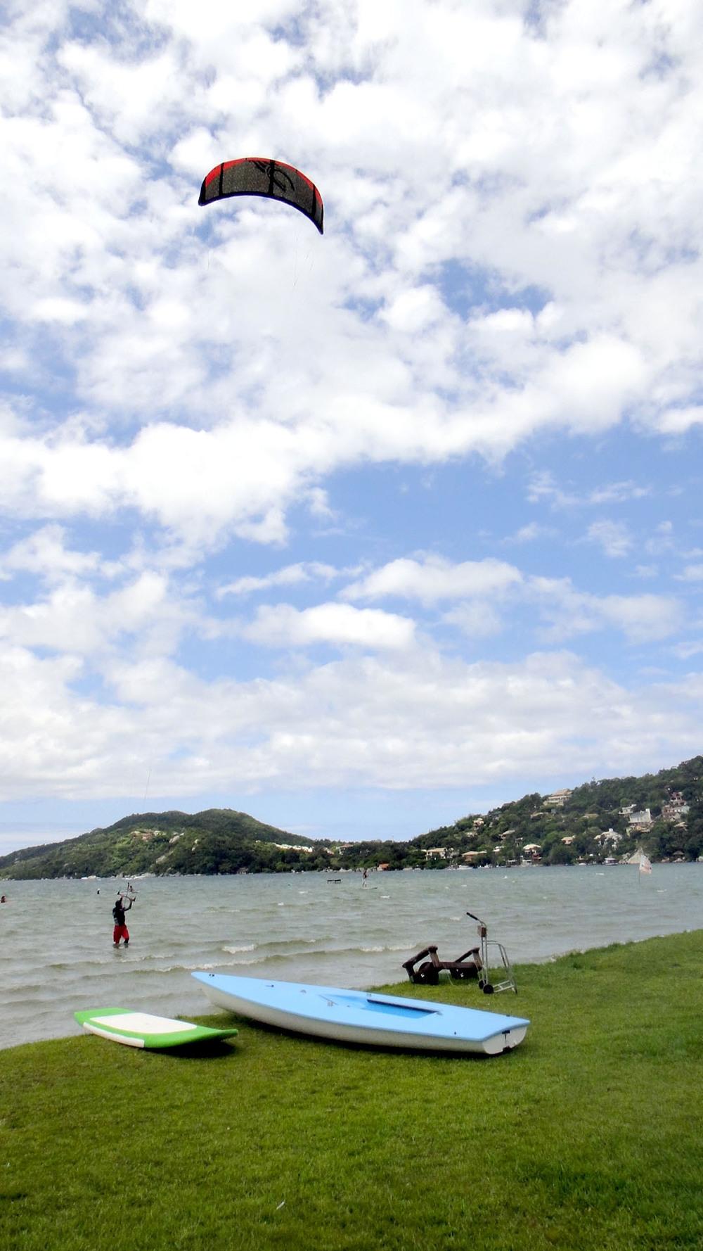 Esportes na Lagoa da Conceição