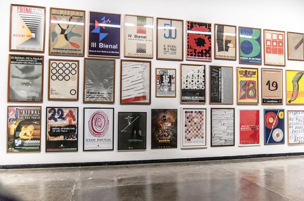 30 Cartazes de todas as edições da mostra