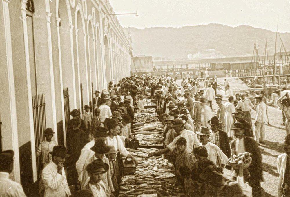 Comércio pesqueiro