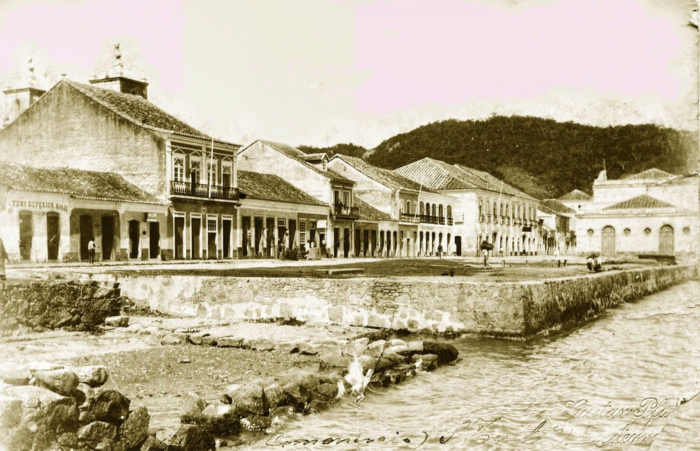 """Florianópolis"" no ano que deixou de ser ""Desterro"""