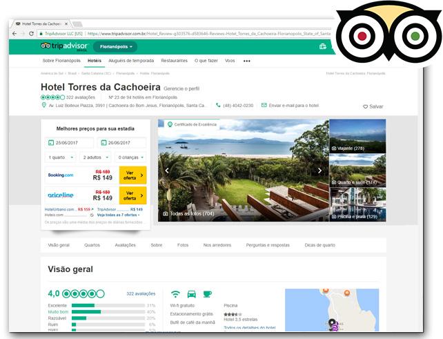Hotel Torres da Cachoeira  - TripAdvisor