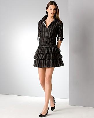 2009-10-25 theory dress