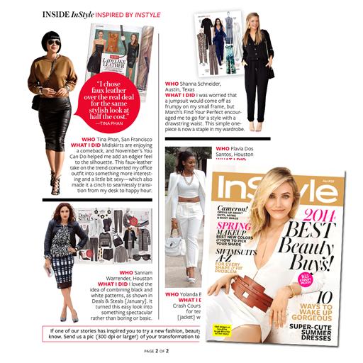 May 2014 InStye Magazine