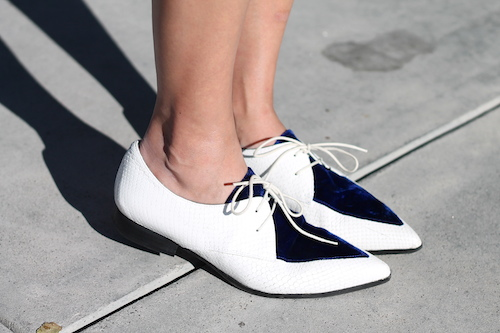 Asos oxfords