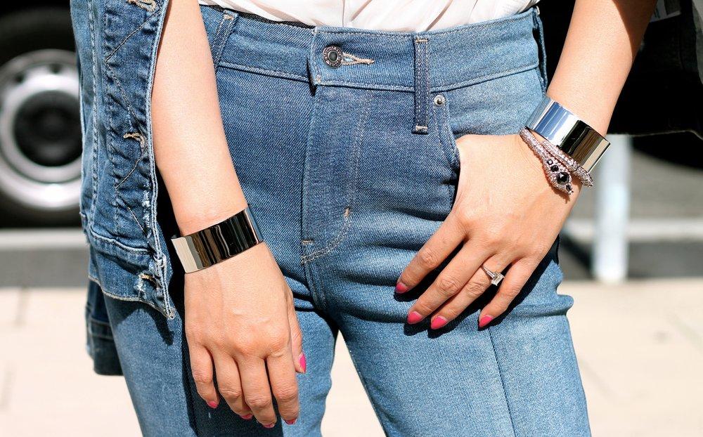 Svelte Metals cuffs