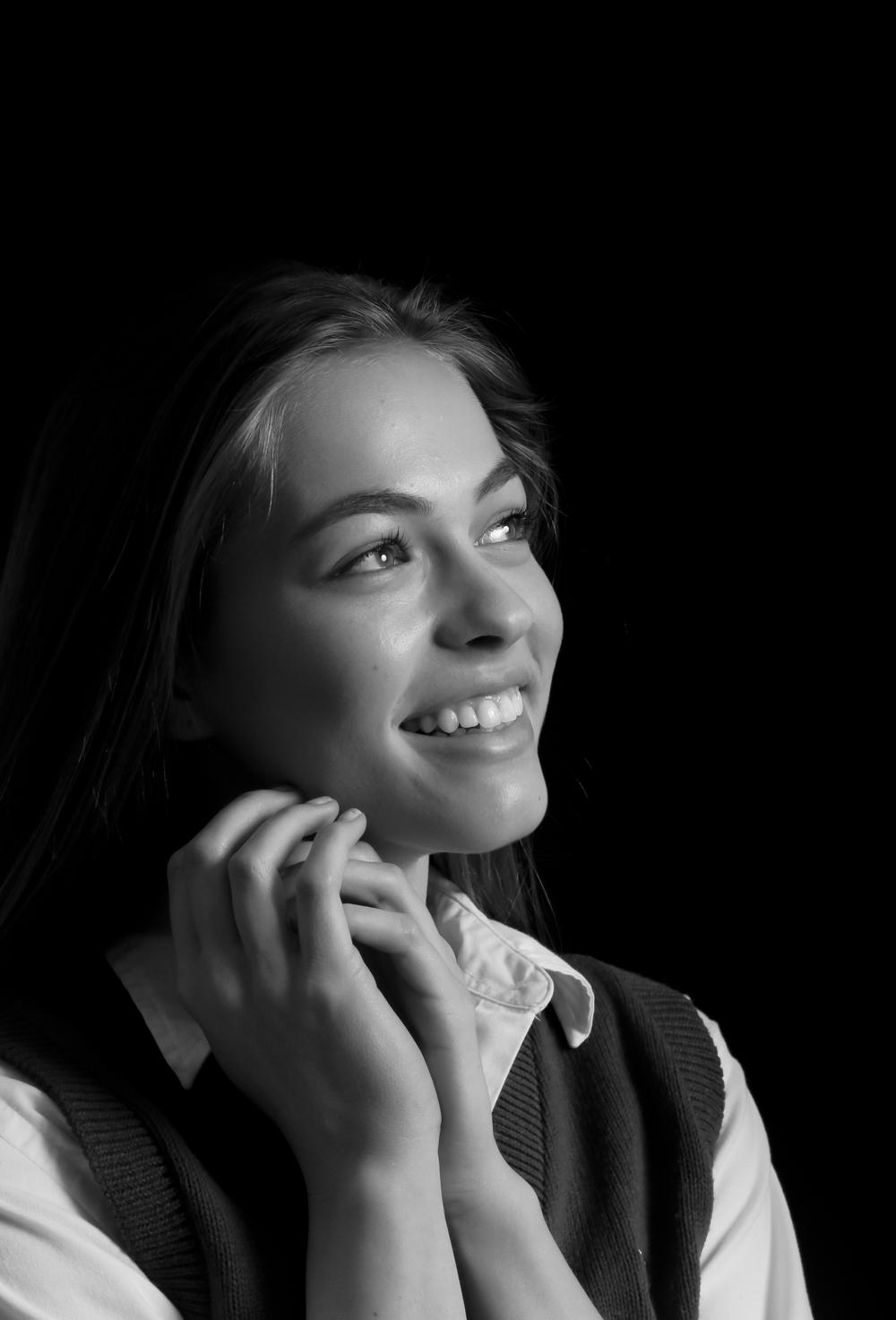 BGHS Student Caroline Kelley