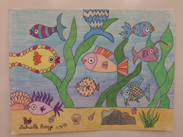 Gabriella Brezzi's Fish