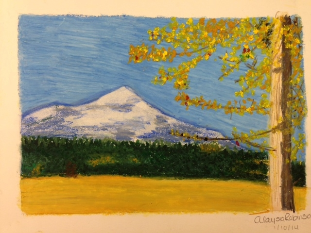 Alaysia Robinson's landscape.JPG