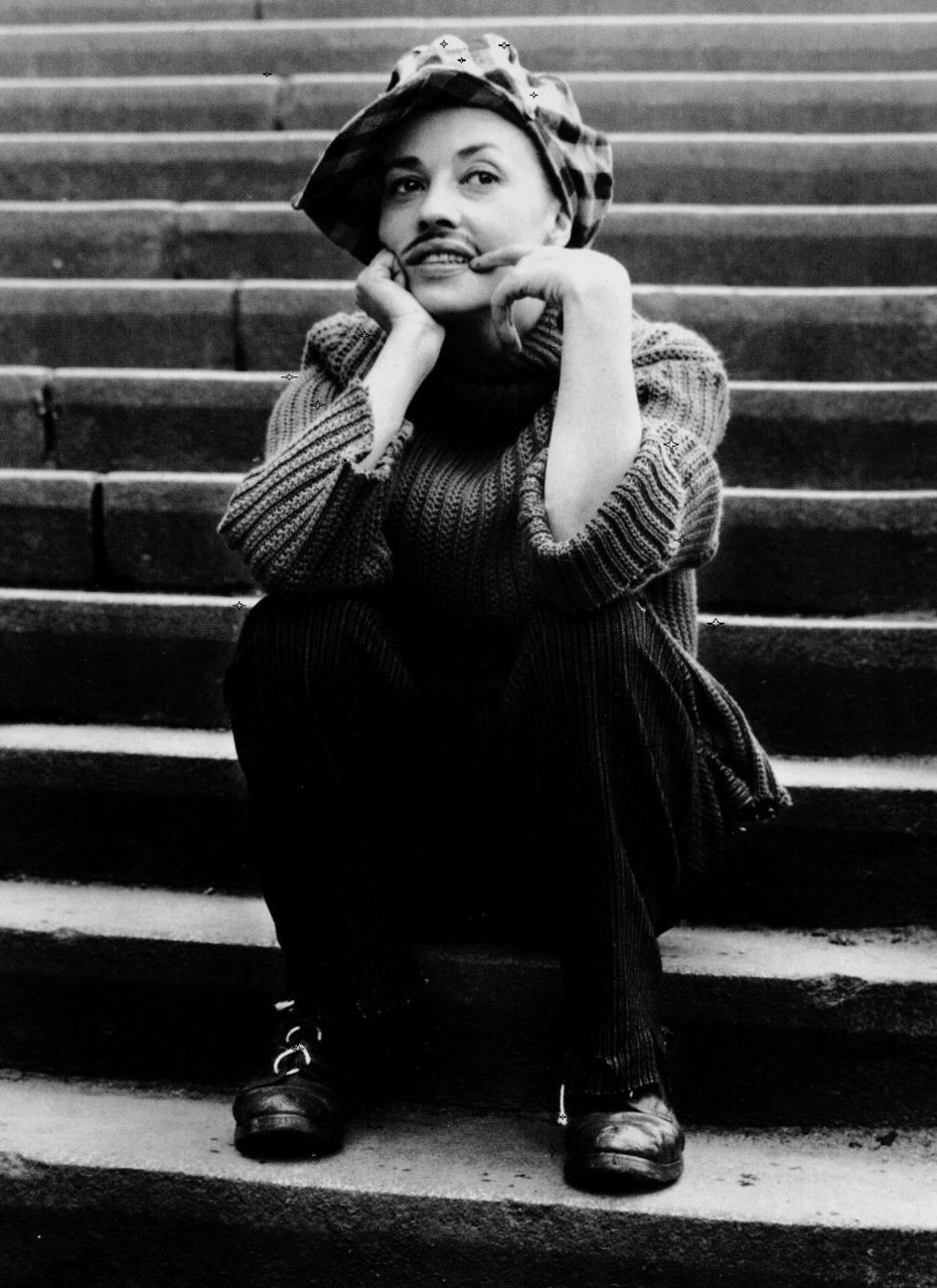 "Moreau in ""Jules and Jim"""