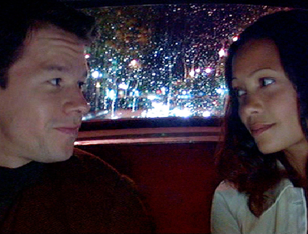 "Mark Wahlberg and Thandie Newton in ""The Truth about Charlie"""