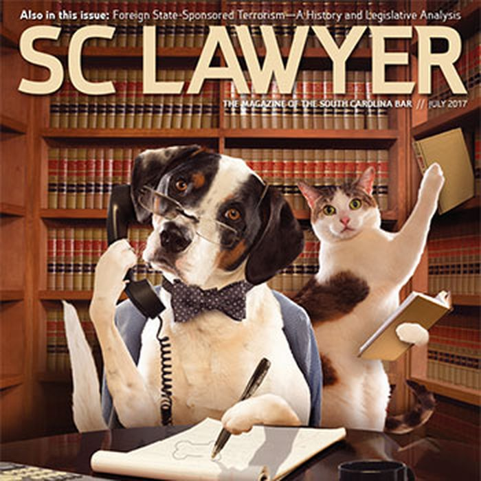 South Carolina Lawyer Magazine
