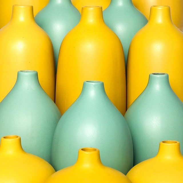 Add a pop of Springy hues indoors with these Threshold vases.   #OnlyatTarget