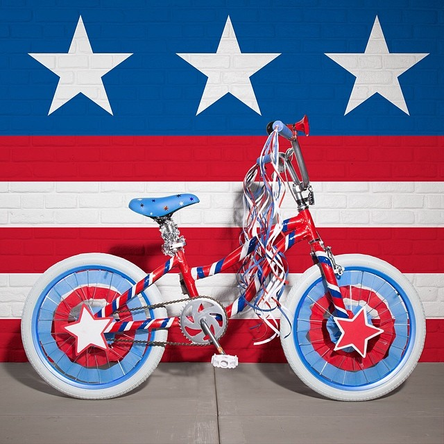 Happy   #4thofJuly  ! Who's ready to roll?