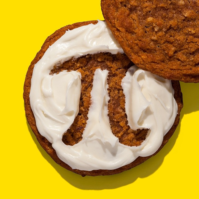 National Pi Day just got us craving…