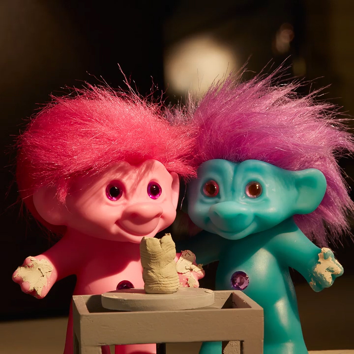 We're trolling out the '90's nostalgia today. Remember this scene? #TrollsAreBack #OnlyAtTarget