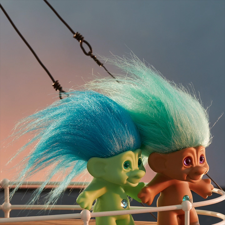 """Tap out a """"WooHoo!"""" if you remember when Trolls were the kings of the world. #TrollsAreBack #OnlyAtTarget"""
