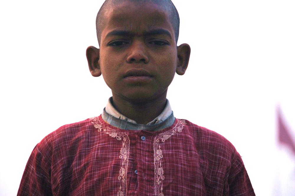 Young Boater, Varanasi, India