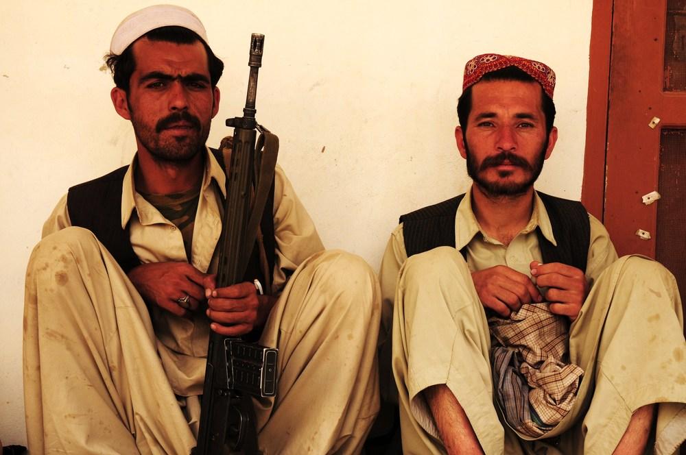 Taliban Drug Runners, Balochistan, Pakistan
