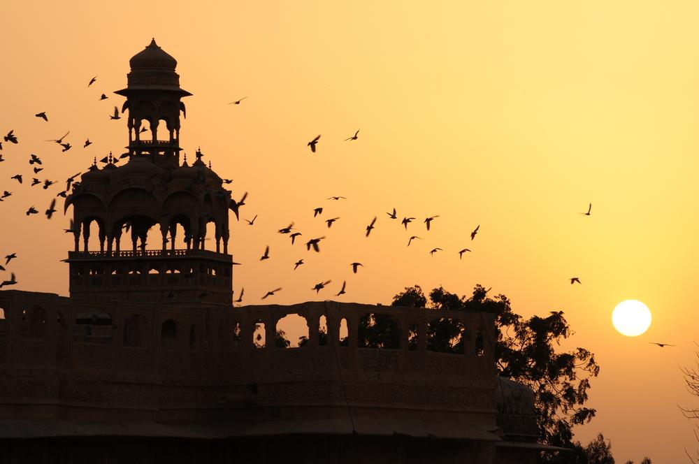 Jailsamer, India