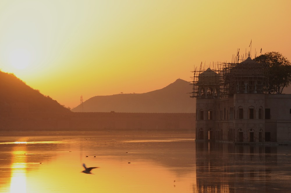 Jal Mahal, Jaipur, India