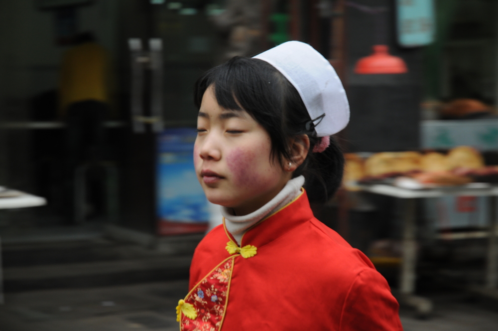 Sweets Seller, Beijing