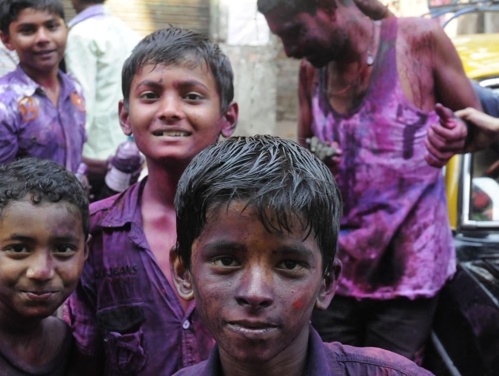 Holi Festival, Mumbai