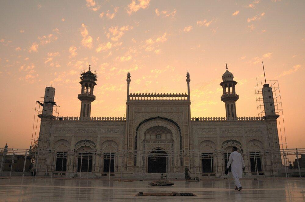 Bahawalpur Mosque, Pakistan