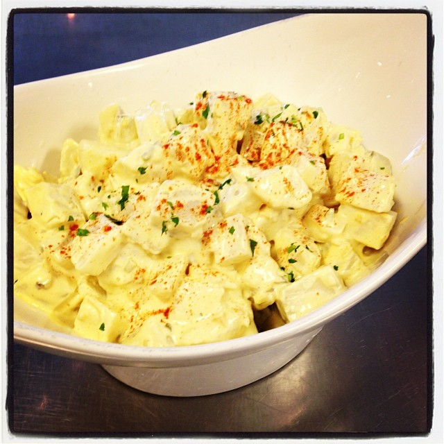 Roma's potato salad!