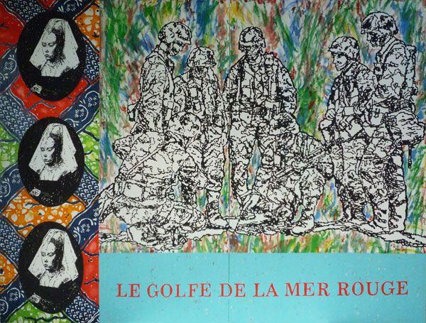 Battle Dress - Anne Cindric Ⓒ Galerie Laure Roynette