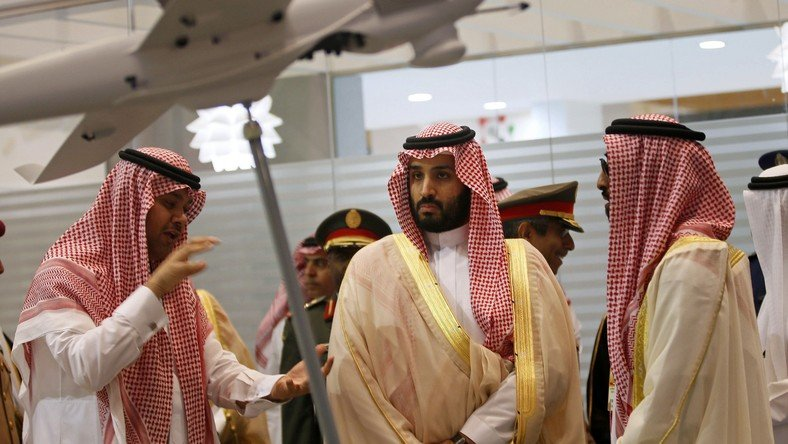Mohammed Ben Salman Ben Saud, Reuters