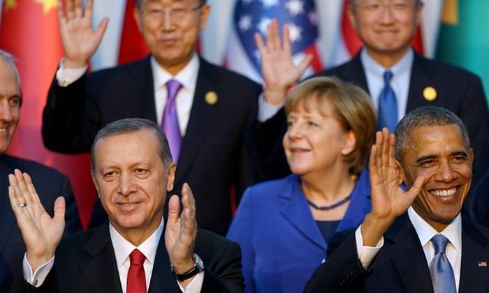 La rencontre du G20 à Antalya le 15 novembre