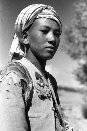 © Pitt Rivers Museum, University of Oxford, jeune Hazara