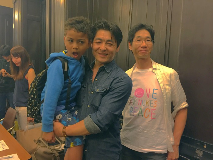 坂本健 Ken Sakamoto and Tatsuyo Young  – Courtesy of 坂本健
