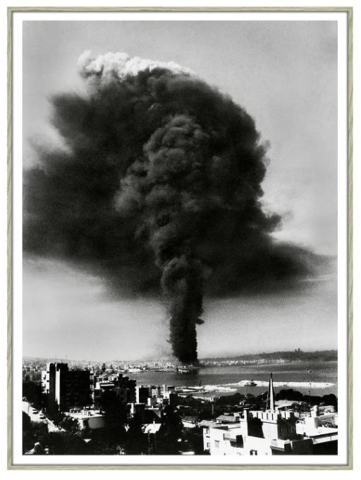 Beirut 1989 ®Joe Kesrouani
