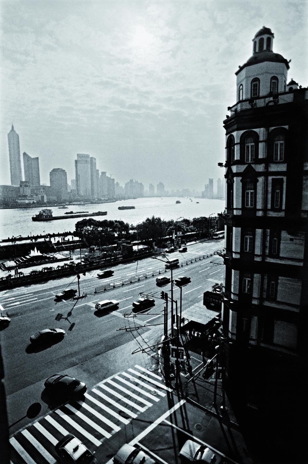 Shangaï- Le Bund/ Myriam Viallefont-Haas