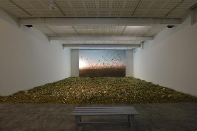 Christian Boltanski, vue de l'exposition Faire-part, Galerie Marian Goodman, 2015 Courtesy of the artist & Marian Goodman Gallery, Paris — Photo © Rebecca Fanuele