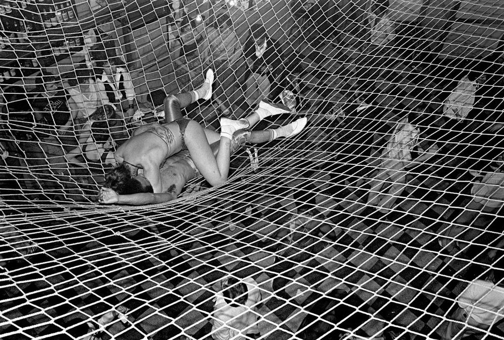 (Photo: Bill Bernstein / Reel Art Press).